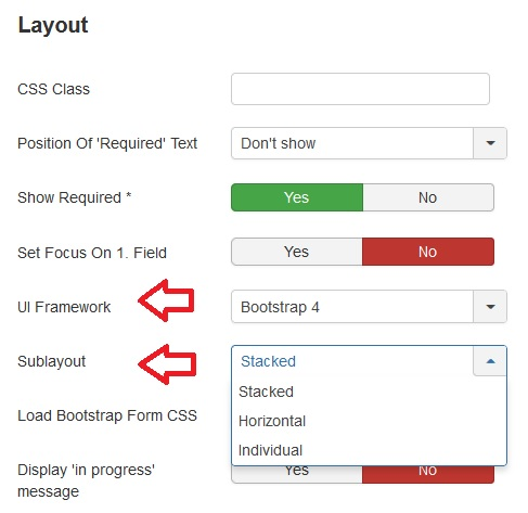 Bootstrap 4 Layouts